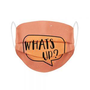 Mundmaske von Shirtinator mit dem Design