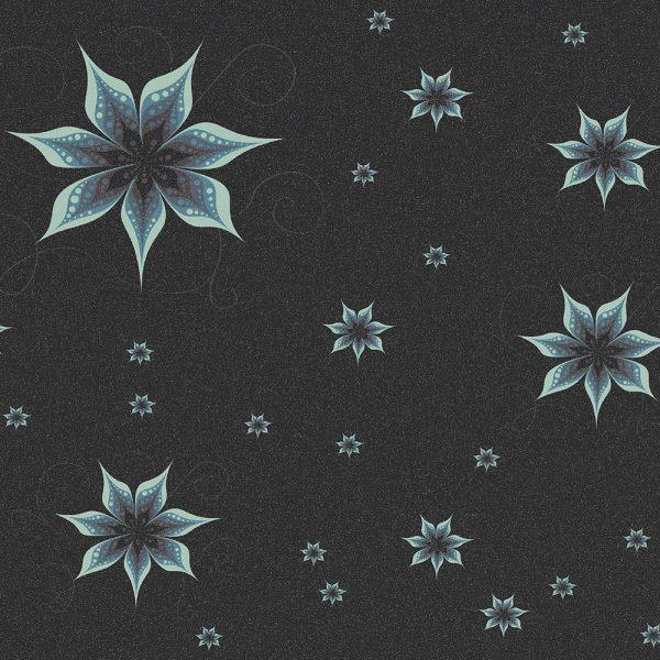 """Mundmaske von Shirtinator mit dem Design """"Flowers"""""""