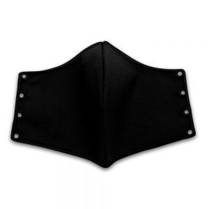 Subli Mask Black blank front