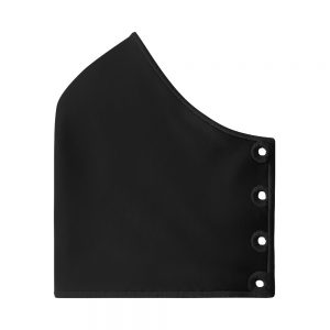 Subli Mask Black blank left