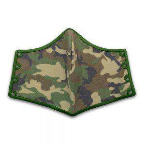 Subli Mask Camouflage Boys front