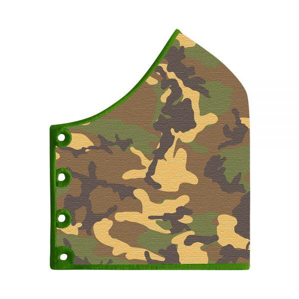 Subli Mask Camouflage Boys right